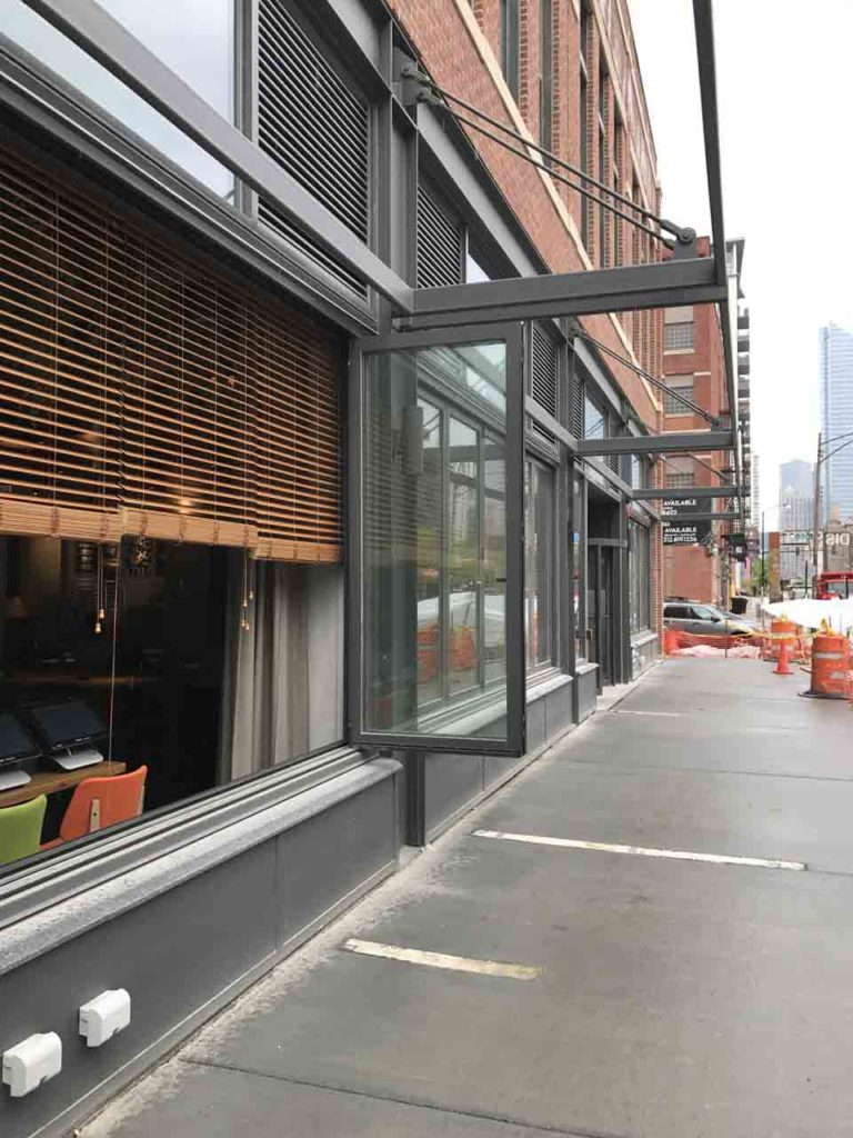 LaCantia Glass Walls and Patio Doors The Brickyard Milwaukee WI (13)