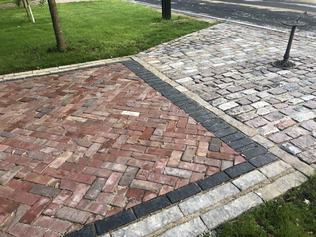 Recycled Reclaimed Bricks | The Brickyard Inc | Milwaukee, WI