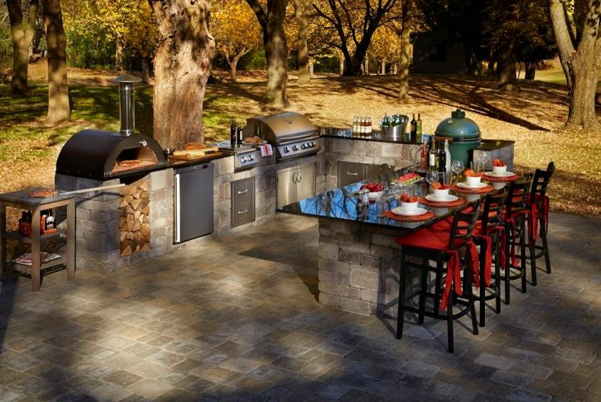 granite-patio-in-rustic-backwoods